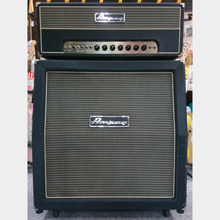 Ampeg Reverbrocket R50H & R412 Cabniet set【USED】