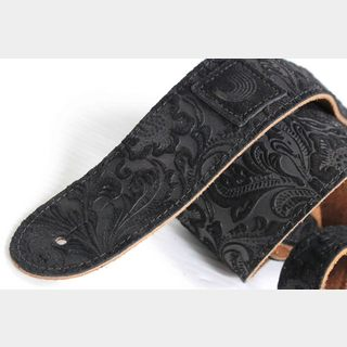 Planet Waves20SD06 Embossed Western Suede design (Black)