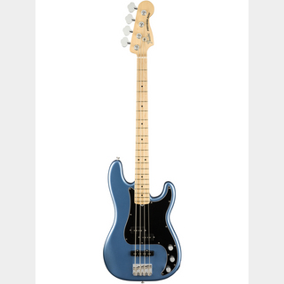 Fender USA American Performer Precision Bass -Satin Lake Placid Blue / Maple-