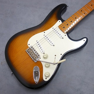 Fender American Vintage Stratocaster 57  2CS w/NJS classics pickups Black Bottom 60 -USED-