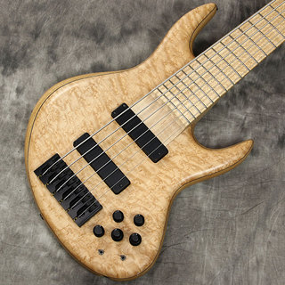 "MIURA GUITARS MB-R 6st ""Birdseye Maple Top"" Natural【新宿店】"