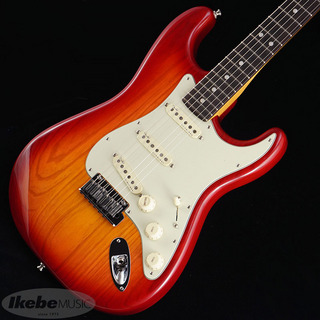 Fender USAAmerican Ultra Stratocaster Ash (Plasma Red Burst/Maple) [Made In USA] 【生産完了品】