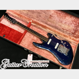 Guyatone LG-350T 1968年製【KING OF BIZARRE】w/Hard Case 3.85kg