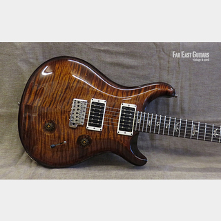 Paul Reed Smith(PRS) Custom 24 10Top Black Gold Wrap Burst