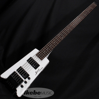 Steinberger Spirit XT-25 (WH) with Hardcase [5-strings Bass] 【USED】