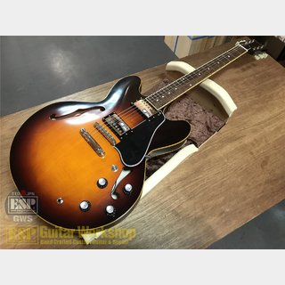 EDWARDS E-SA-160LTS【Tabacco Sunburst】