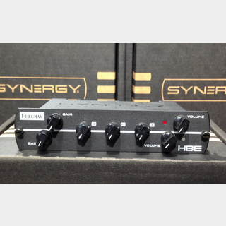 SYNERGY AMPS FRIEDMAN HBE module