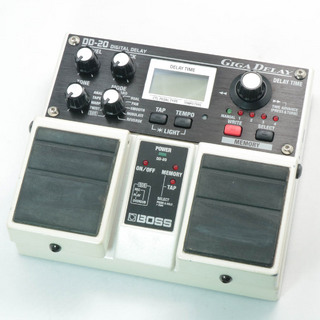 BOSS DD-20 / Digital Delay/Giga Delay 【御茶ノ水本店】