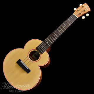 Shimo Guitars Cloud Kapiolani Concert Alpine Spruce Top/5A Koa