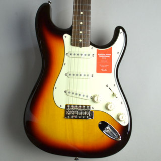 Fender MADE IN JAPAN TRADITIONAL 60S STRATOCASTER/3TSB【送料無料】<下取りがお得!>