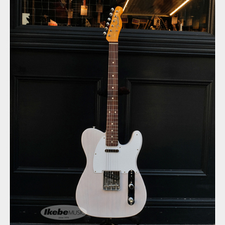 Fender Jimmy Page Mirror Telecaster (White Blonde) [Made In USA]