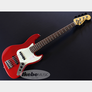 FenderHybrid Jazz Bass V (Torino Red) 【特価】