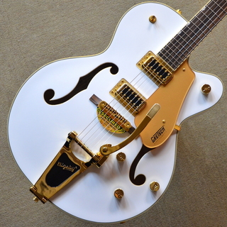 GretschG5420TG-FSR Electromatic Hollow Body Single-Cut with Bigsby ~White~ #KS17073071 【3.36kg】