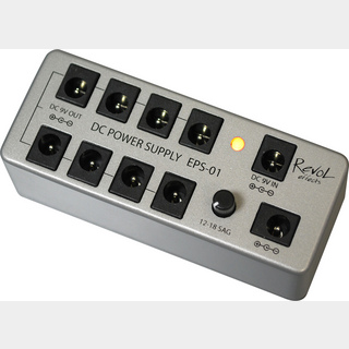 RevoL effects DC POWER SUPPLY EPS-01SET