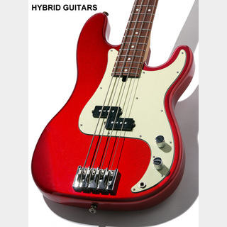 Mike Lull P4 Vintage Candy Apple Red