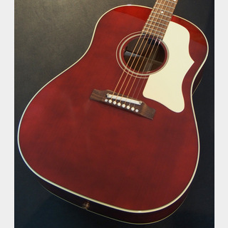 Gibson 1960's J-45 Wine Red Lyric Red Spruce 【#11368076】【期間限定!最大48回無金利キャンペーン実施中!!】