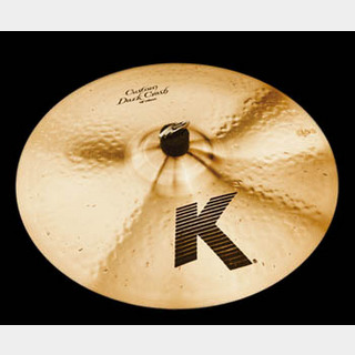"Zildjian 【新品15%OFF!!】K Custom 18"" Dark Crash"