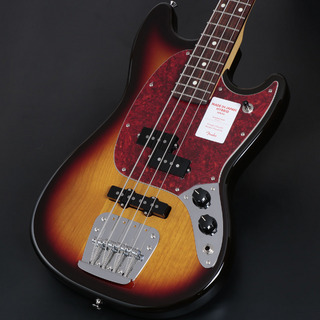 Fender Made in Japan Hybrid Mustang Bass 3-Tone Sunburst 【御茶ノ水本店】