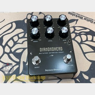 Seymour Duncan DIAMONDHEAD - MULTISTAGE DISTORTION + BOOST PEDAL