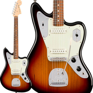 Fender USAAmerican Professional Jaguar (3-Color Sunburst/Rosewood) [Made In USA] 【特価】