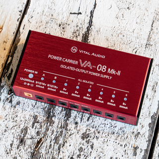 Vital Audio POWER CARRIER VA-08 Mk-II