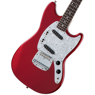 Fender Made in Japan Traditional 70s Mustang Matching Head Candy Apple Red 【WEBSHOP】