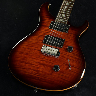 Paul Reed Smith(PRS) SE Custom 24 Fire Red Burst【小物プレゼント】【名古屋栄店】