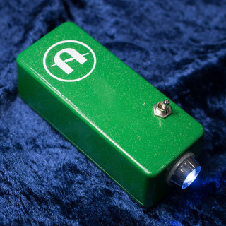 COPPERSOUND PEDALS Flashlight (Green with Gold Speck) #099