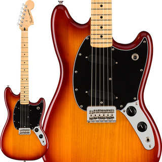 Fender Mexico Player Mustang (Sienna Sunburst/Maple) [Made In Mexico]【お取り寄せ品】