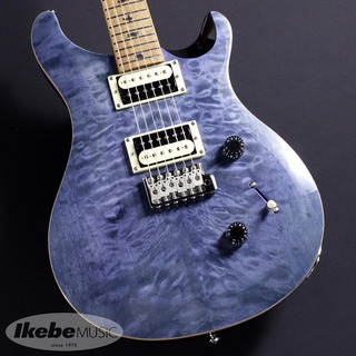 Paul Reed Smith(PRS) SE Custom 24 Roasted Maple Limited (Whale Blue)