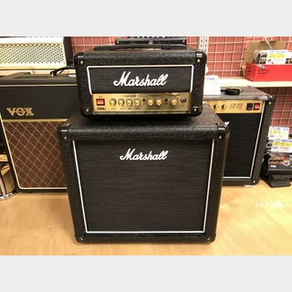 Marshall DSL1H + MX112 Cabinet 【限定特価】【未展示品】