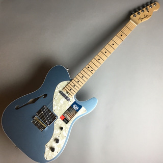 Fender Fender(フェンダー) American Elite Telecaster Thinline (Mystic Ice Blue) 【即納可能】【現物写真】