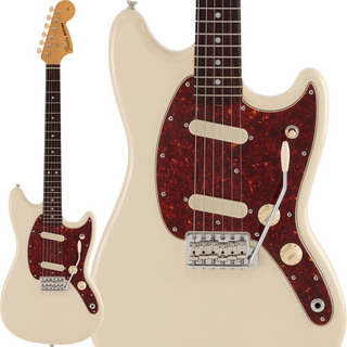 Fender Made in Japan CHAR MUSTANG (Olympic White/Rosewood) [Made in Japan] 【10月上旬入荷予定】