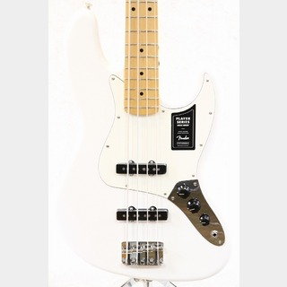 Fender Player Jazz Bass Maple / Polar White★勤労感謝セール!25日まで★