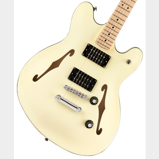 Squier by Fender Affinity Series Starcaster Maple Fingerboard Olympic White 【池袋店】