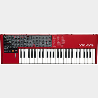 CLAVIA Nord lead 4 アナログモデリングシンセサイザー【心斎橋店】