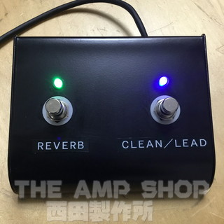 Reverb ON/CLEAN CH