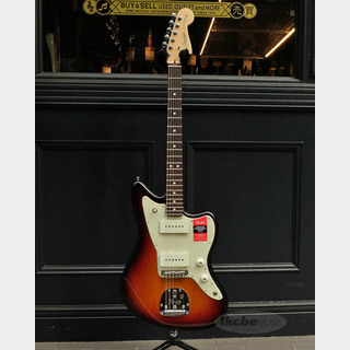 Fender American Professional Jazzmaster (3-Color Sunburst/Rosewood) [Made In USA]