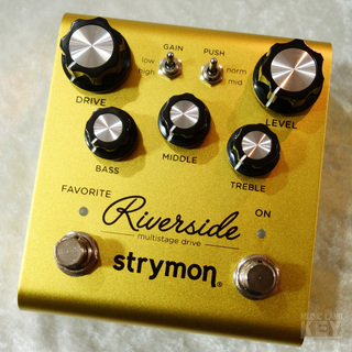 strymon Riverside Multi Stage DRIVE【キズ有り特価!!】