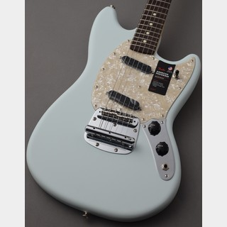 Fender 【最新モデル!】American Performer Mustang Satin Sonic Blue  US19037943 ≒3.44kg