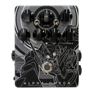 Darkglass Electronics ALPHA OMEGA JAPAN LIMITED(EVA 初号機 VER.)