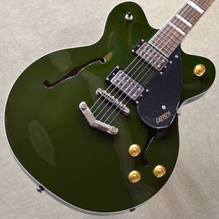 Gretsch G2622 Streamliner Center Block with V-Stoptail ~Trino Green~ #IS15040003 【3.01kg】【送料無料】