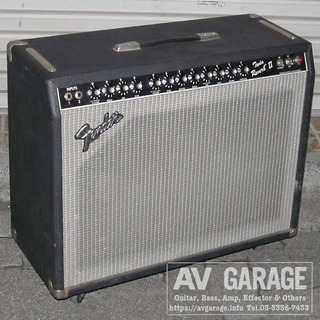 Fender USA Twin Reverb II 1983年