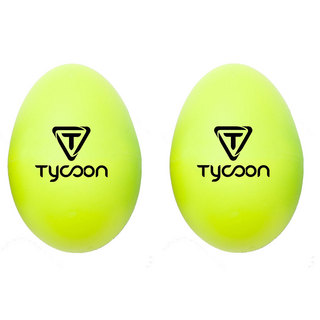 TYCOON PERCUSSION TE-Y Egg Shakers イエロー エッグ シェイカー