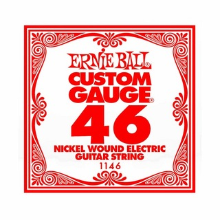 ERNIE BALL 1146 NICKEL WOUND 046 エレキギター用バラ弦