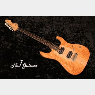 T's Guitars DST-24 Two-Tone Quilt / 2016