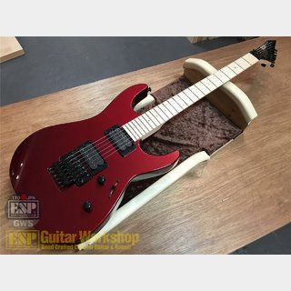 ESP M-II DX/M【Deep Candy Apple Red】