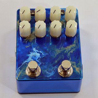 SND(Shun Nokina Design) x L?S2(CLD/MAT) Classical Color 限定 世界最小サイズクラスの8ノブ2in1Pedal