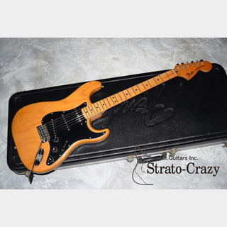 Fender Stratocaster '80 Natural/Maple neck