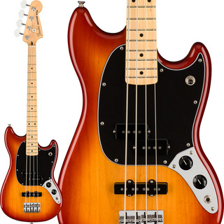 Fender Made in Japan Player Mustang Bass PJ (Sienna Sunburst/Maple) [Made In Mexico]